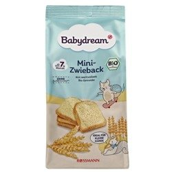 Babydream BIO Mini Sucharki